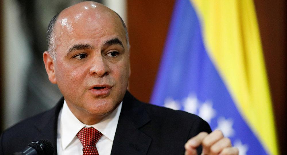 وزير النفط الفنزويلي يقول اقتصاد بلاده ونفطها تحت الحصار الأمريكي